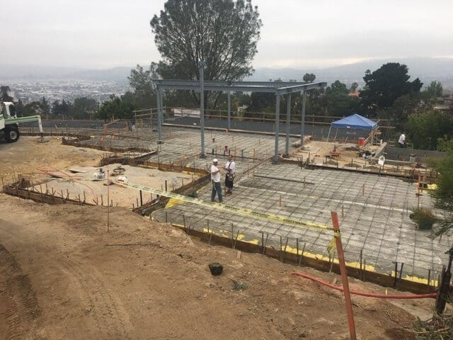 Foundation and Deck - Nevares Concrete